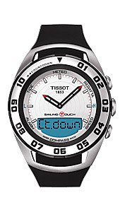 Ўвейцарские часы Tissot T056.T-Tactile.Sailing-Touch T056.420.27.031.00