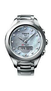 """асы Tissot T075 T-Tactile T-Touch Solar T075.220.11.106.00"
