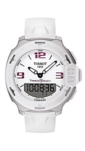 Швейцарские часы Tissot T081.T-Tactile.T-Race Touch T081.420.17.017.00