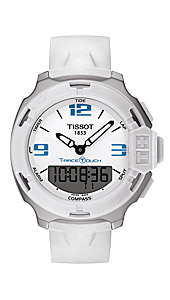 Швейцарские часы Tissot T081.T-Tactile.T-Race Touch T081.420.17.017.01