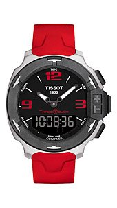Швейцарские часы Tissot T081.T-Tactile.T-Race Touch T081.420.17.057.03