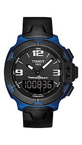 Часы Tissot T081 T-Tactile T-Race Touch T081.420.97.057.00