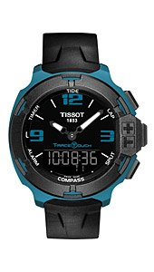 Швейцарские часы Tissot T081.T-Tactile.T-Race Touch T081.420.97.057.04