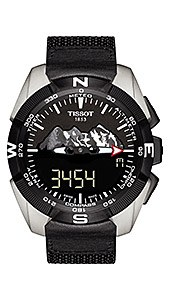 Часы Tissot T091.T-Tactile.T-Touch Expert Solar T091.420.46.051.10