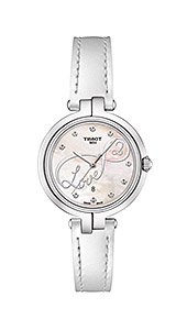 Часы Tissot T094 T-Lady Flamingo T094.210.16.111.01
