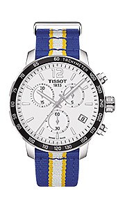 """асы Tissot T095 Quickster NBA Teams T095.417.17.037.15"