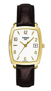 Ўвейцарские часы Tissot T71.73.905.T-Gold.Sculpture Line T71.3.333.34