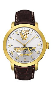 ����������� ���� Tissot T71.73.905.T-Gold.Sculpture Line T71.3.471.33