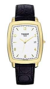 Часы Tissot T71 73 905 T-Gold Sculpture Line T71.3.621.34