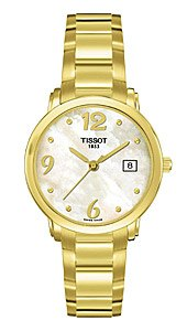 Швейцарские часы Tissot T71.73.905.T-Gold.Sculpture Line T73.3.147.72