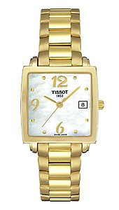 Швейцарские часы Tissot T71.73.905.T-Gold.Sculpture Line T73.3.370.72