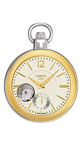 Швейцарские часы Tissot T853.854.T-Pocket.Pocket 1920 Mechanical T853.405.29.267.00