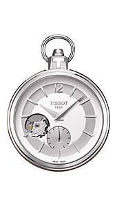 Швейцарские часы Tissot T853.854.T-Pocket.Pocket 1920 Mechanical T854.405.19.037.00