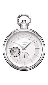 Швейцарские часы Tissot T853.854.T-Pocket.Pocket 1920 Mechanical T854.405.19.037.01