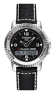 ����������� ���� Tissot T96.T-Tactile.Touch Navigator T96.1.428.52
